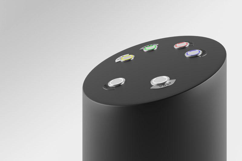 Новая стойка Aleba DoorTube для управления мультимедийным оборудованием