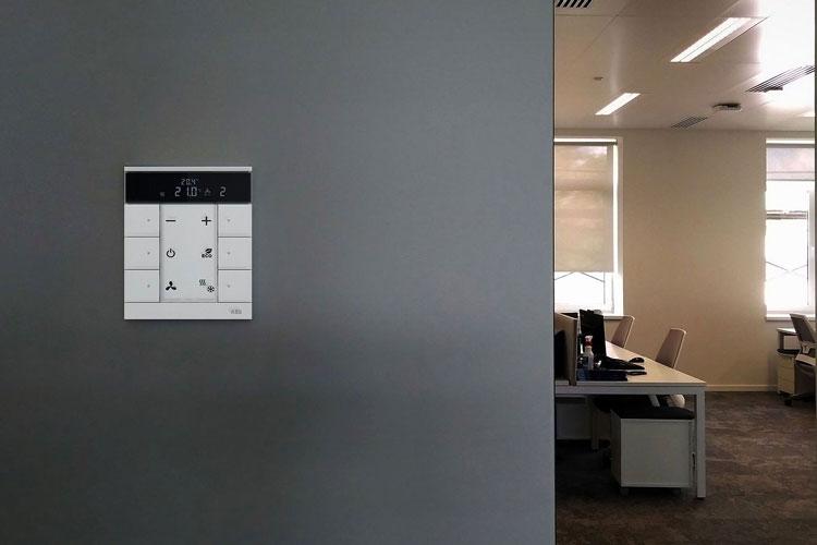 Система автоматизации офисного здания